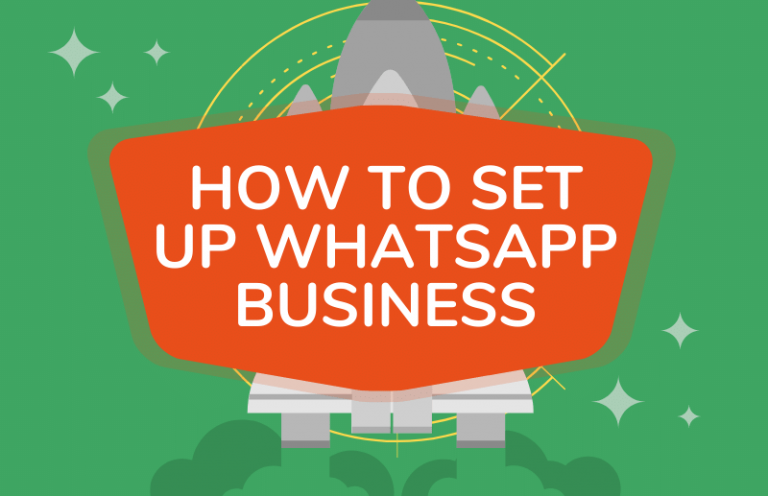How to set up a WhatsApp Business account
